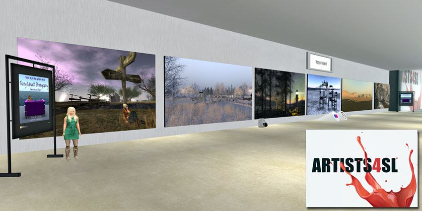 Tizzy Canucci's Artists4sl gallery
