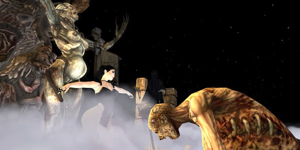 'Morpheus I' photo taken in Second Life by Tizzy Canucci