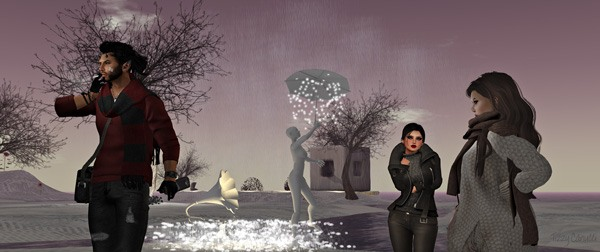 'Sense IV', in Second Life, photo by Tizzy Canucci