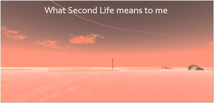 What Second Life Means to Me, by Tizzy Canucci: still shot taken at Chouchou