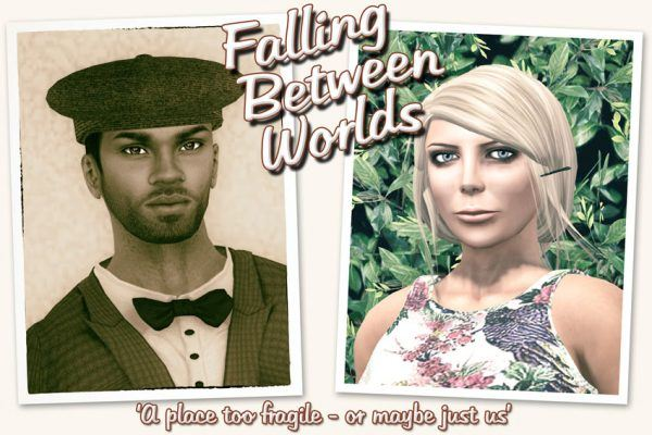 Falling Between Worlds publicity