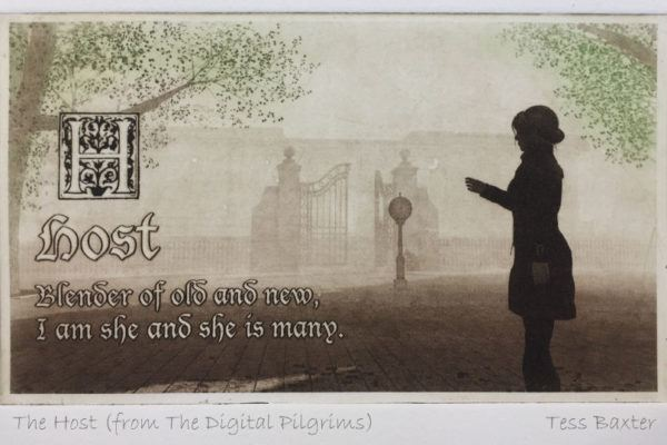 The Host: The Digital Pilgrims