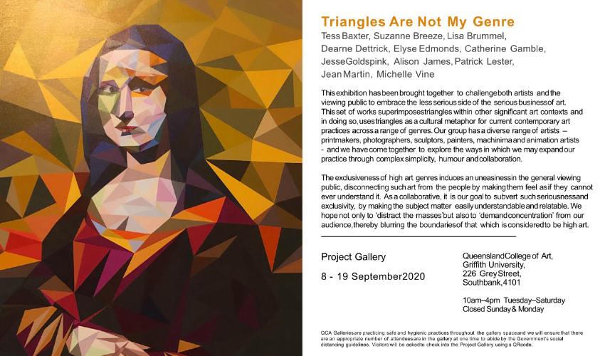 Triangles Are Not My Genre_Invite